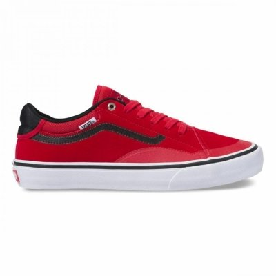 Vans TNT Advanced Prototype Racing Red