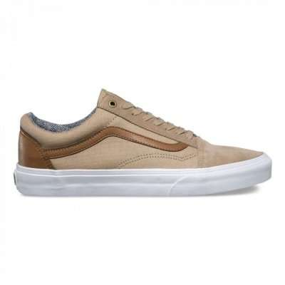 Vans Old Skool (C&L) Silver Mink