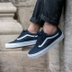 Vans Old Skool Premium Leather Parisian Night
