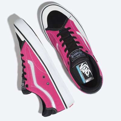 Vans TNT Advanced Prototype Black/Magneta
