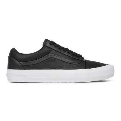 Vans Old Skool ST LX (Premium Leather) Black