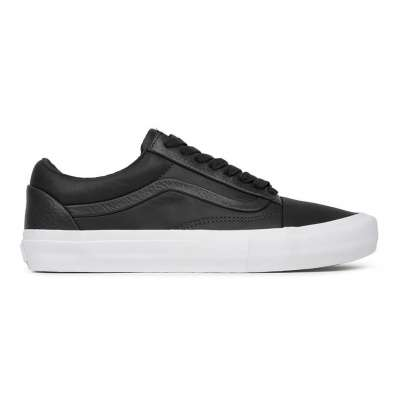 Vans Old Skool ST LX (Premium Leather) Black