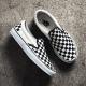 Vans Classic Slip-On Black & White Checkerboard