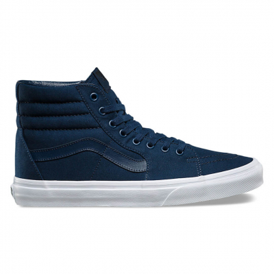 Vans Sk8-Hi (Mono Canvas) Dress Blues
