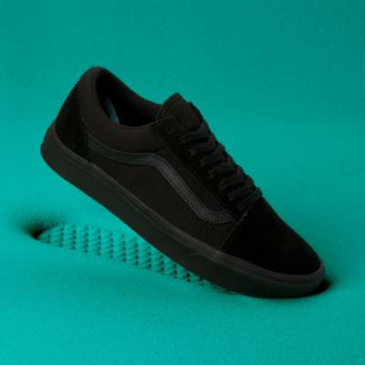 Vans ComfyCush Old Skool Black/Black