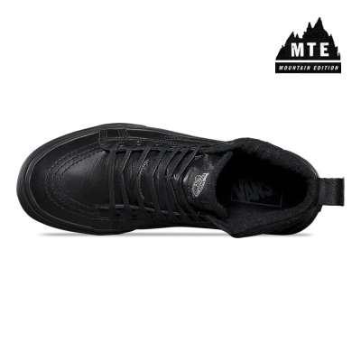Vans Sk8-Hi MTE Black/Leather