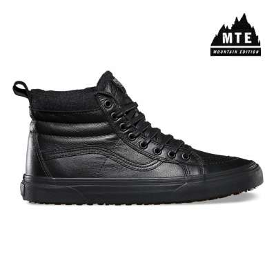Vans Sk8-Hi MTE Black/Leather