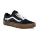 Vans Old Skool Pro Black/Medium Gum