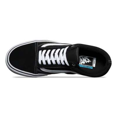 Vans Old Skool Pro Black\White