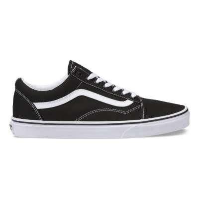 Vans Old Skool (Canvas) Black/White